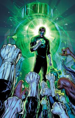 wholesale dealer 940bf aedcf Hal Jordan in Green Lantern v5  21.